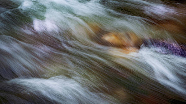 Photograph - Swift Creek by Patrick M Lynch