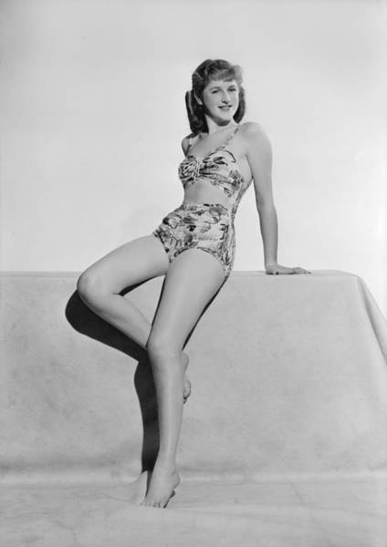 Photograph - Swimsuit by Chaloner Woods