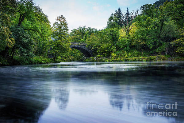 Photograph - Swirling Dreams by Ian Mitchell