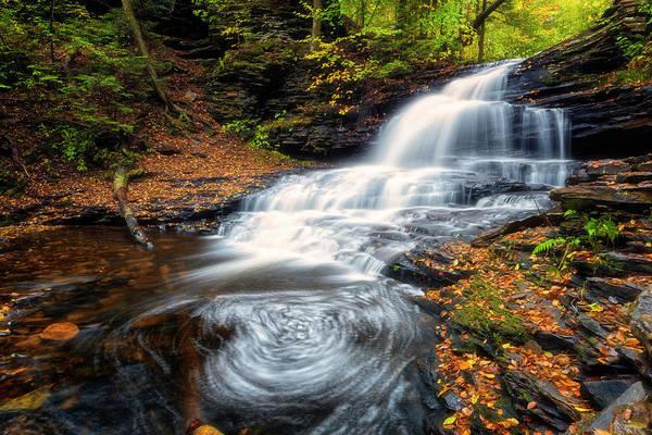 Photograph - Swirls by Russell Pugh