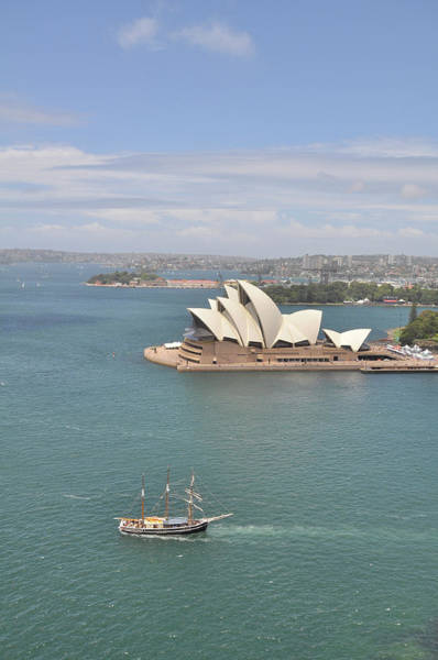 New South Wales Photograph - Sydney Opera House, Sydney, New South by Warwick Kent