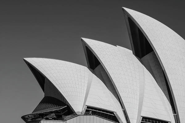 Photograph - Sydney_opera by Mark Shoolery
