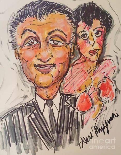 Boxing Mixed Media - Sylvester Stallone Rocky Balboa by Geraldine Myszenski