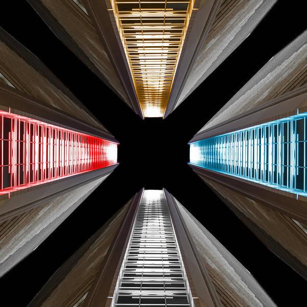 Photograph - Symmetric Duke by Christine Buckley