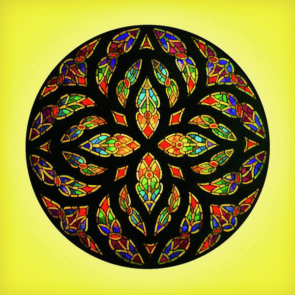 Digital Art - Symmetry by Rick Wicker