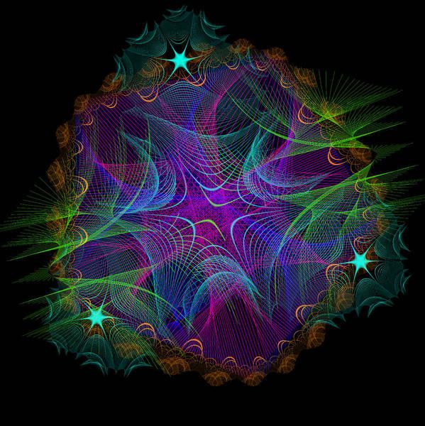 Digital Art - Syndrouted by Andrew Kotlinski