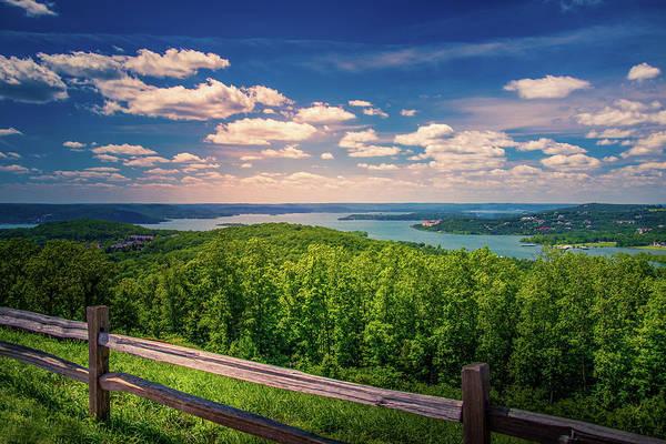 Photograph - Table Rock Lake, Branson, Missouri by Allin Sorenson