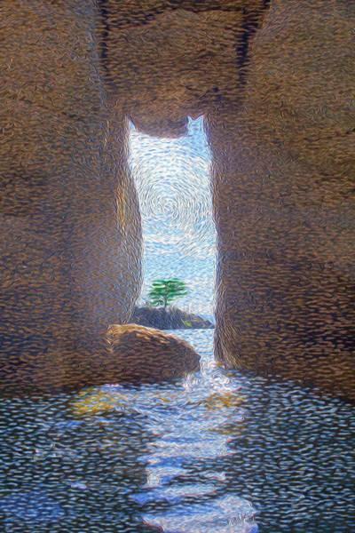 Bonsai Tree Digital Art - Tahoe Bonsai by Chantell Peck
