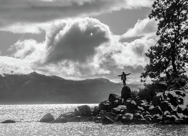 Photograph - Tahoe Exaltation by Martin Gollery