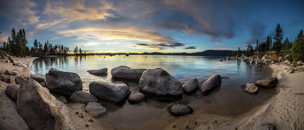 Wall Art - Photograph - Tahoe Panorama by Martin Gollery