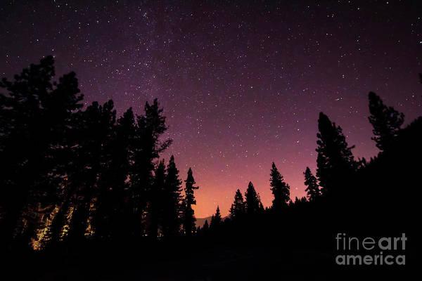 Wall Art - Photograph - Tahoe Stargazing by Jennifer Ramirez