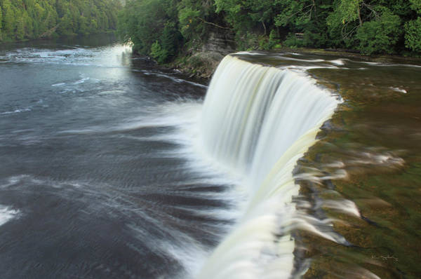 Wall Art - Photograph - Tahquamenon Falls Michigan I by Alan Majchrowicz