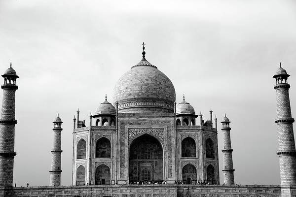 Indian Culture Photograph - Taj Mahal by Brian Farrell