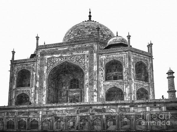 Wall Art - Photograph - Taj Mahal by Stefano Senise