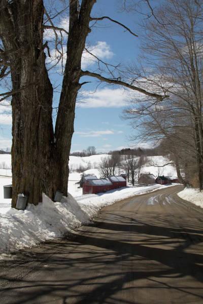 Photograph - Take A Ride Down To The Jenne Farm by Jeff Folger