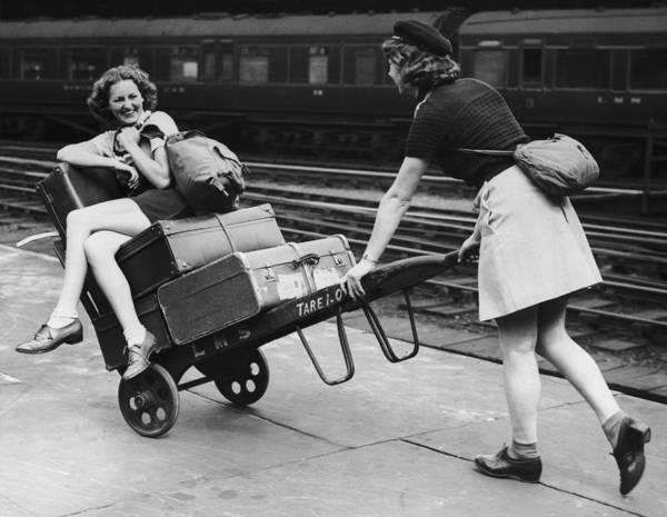 Playful Photograph - Take It Easy by A J O'brien