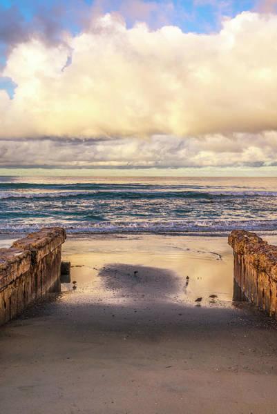 Photograph - Take Me To The Sea by Joseph S Giacalone