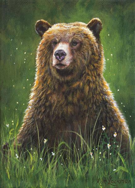 Painting - Takin Five by Kim Lockman