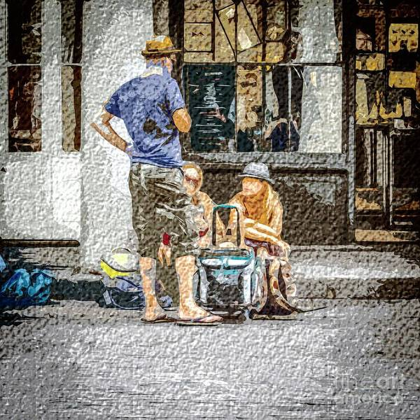 Photograph - Taking A Breather by Nigel Dudson
