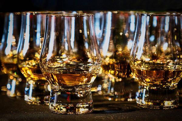 Photograph - Talisker Whiskey Tasting - Scotland by Stuart Litoff