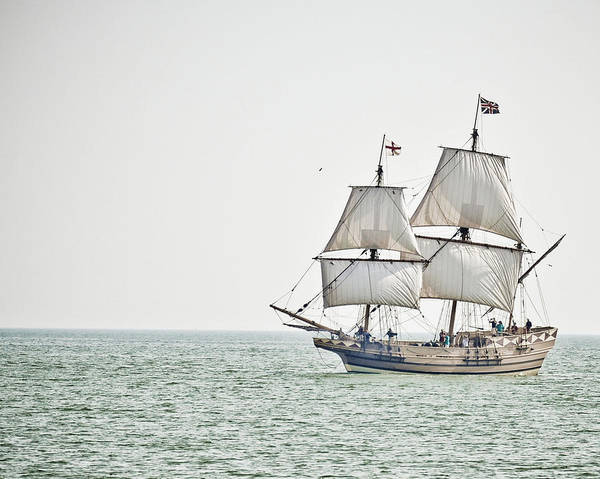 Photograph - Tall Ship by Dan Urban