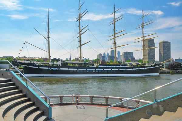 Wall Art - Photograph - Tall Ship Mushulu - Philadelphia by Bill Cannon