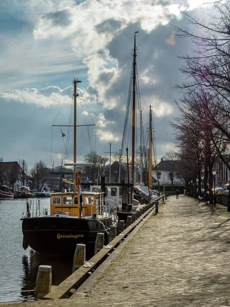 Photograph - Tall Ships by Framing Places