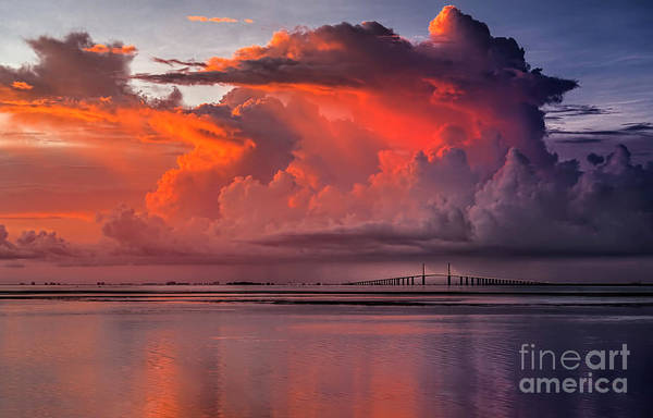 Wall Art - Photograph - Tampa Bay Storm by Marvin Spates