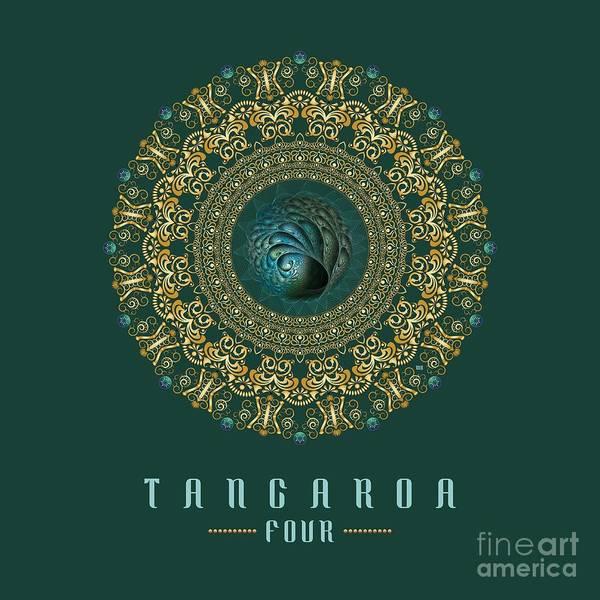 Digital Art - Tangaroa Four by Doug Morgan