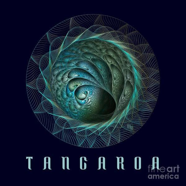 Digital Art - Tangaroa-2 by Doug Morgan