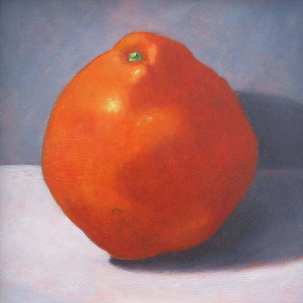 Painting - Tangello by John Holdway