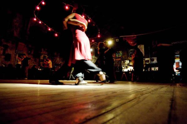Wall Art - Photograph - Tango In Argentina by Sara Rubinstein