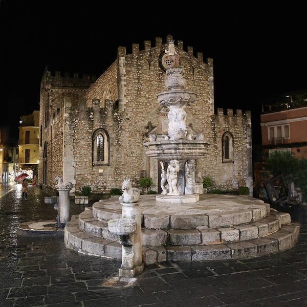 Photograph - Taormina 1 by Andrew Fare