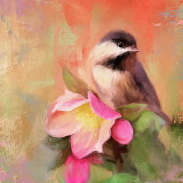 Painting - Taste Of Spring by Jai Johnson