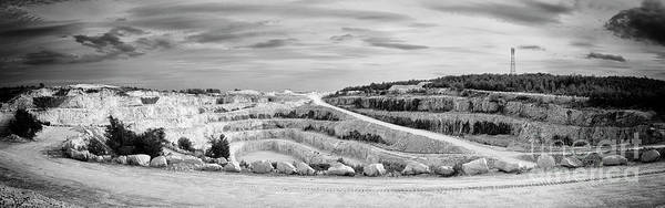 Photograph - Tatlock Quarry by RicharD Murphy