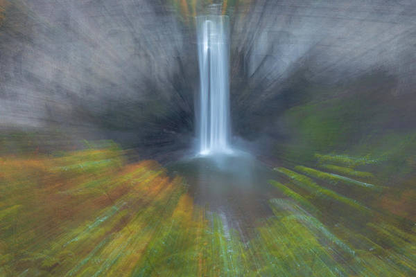 Wall Art - Photograph - Taughannock Falls Blur by Dan Sproul