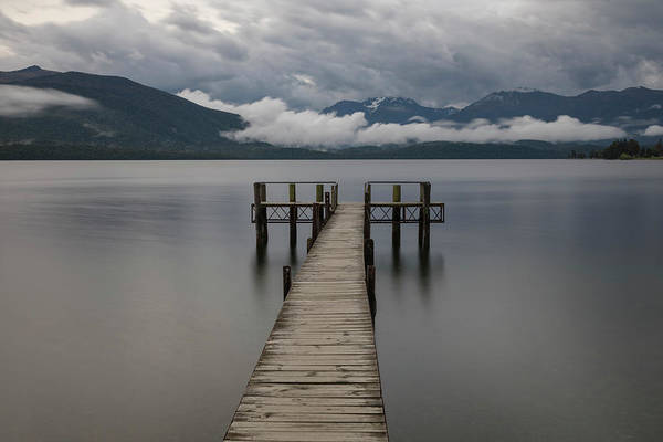 Te Waipounamu Wall Art - Photograph - Te Anau - New Zealand by Joana Kruse