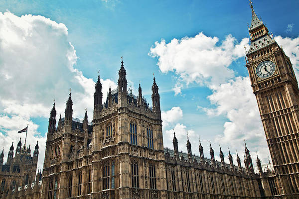 Wall Art - Photograph - Tea Time With Big Ben At Westminster II by Kamil Swiatek