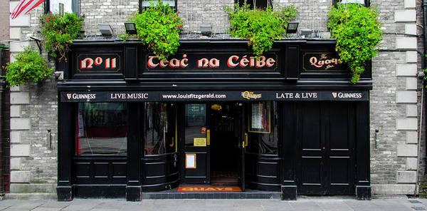 Photograph - Teac Na Ceibe- Dublin Ireland - The Quays Pub by Bill Cannon