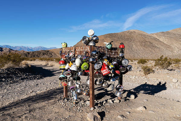 Photograph - Teakettle Junction II by William Dickman