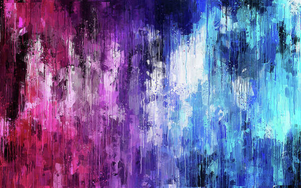 Painting - Tears Of Sorrow by Andrea Mazzocchetti