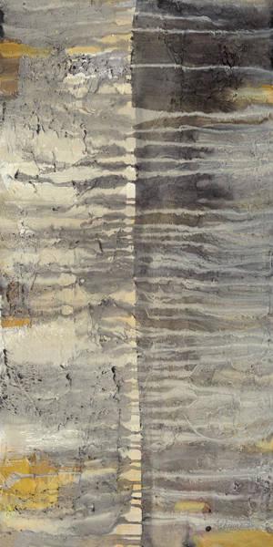 Wall Art - Painting - Tectonic II by Albena Hristova