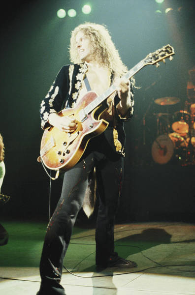 Ted Photograph - Ted Nugent by Mike Prior