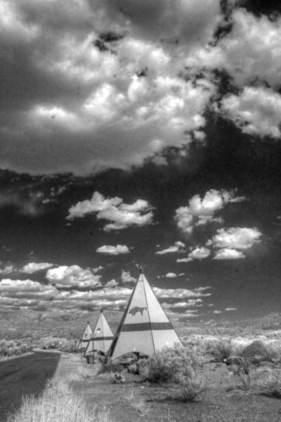 Wall Art - Photograph - Tee Pee Big Bend Ranch State Park by Jane Linders