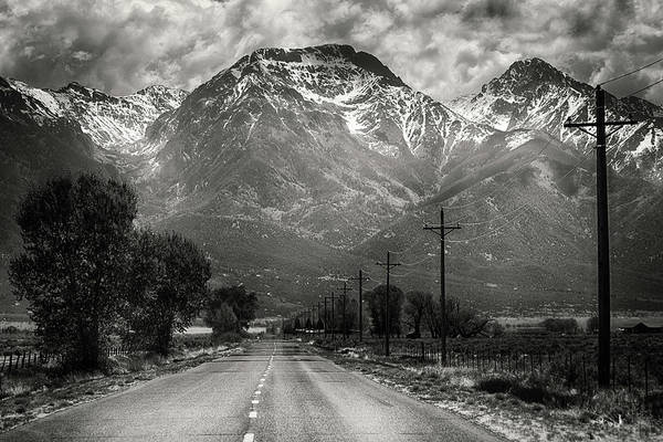 Wall Art - Photograph - Telegraph Road by Eric Glaser