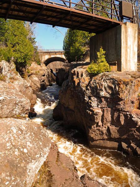 Photograph - Temperance Bridges by James Peterson