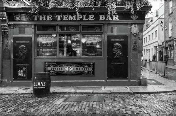 Photograph - Temple Bar Dublin by Georgia Fowler