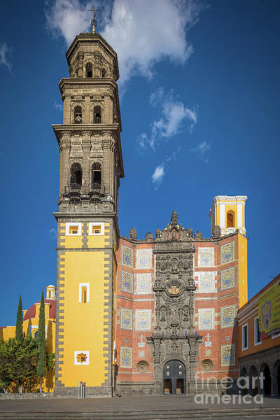Wall Art - Photograph - Templo De San Francisco De Asis by Inge Johnsson