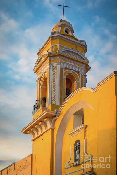 Photograph - Templo De San Roque  by Inge Johnsson