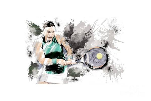 Mixed Media - Tennis Anyone? by Ed Taylor